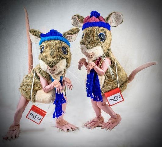The Shy Mice