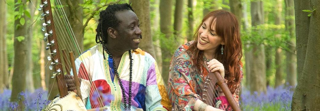 Cecilia & Amadou